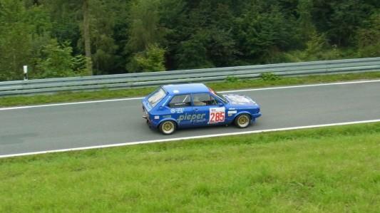 Audi 50 8V