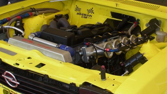 Opel Risse Kadett C 16V