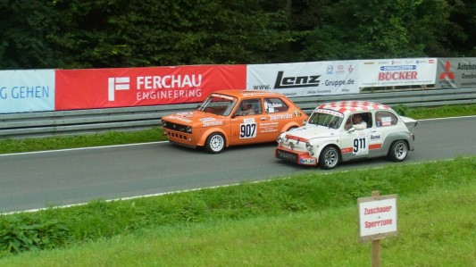 Fiat 127 Super, Fiat Abarth 1000 TC