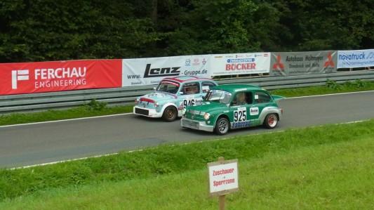 Fiat Abarth 1000 TC, Fiat Abarth 1000 TCR