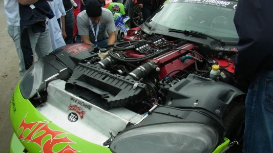Dodge Viper (Grüngas, 480 PS)
