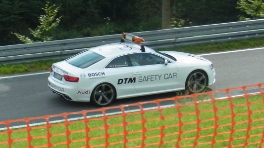 Audi RS 5-Safety Car