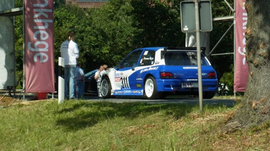 Renault Clio 16S Williams