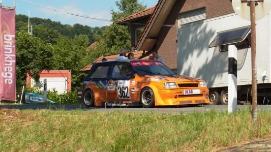 Opel Corsa Zöller GSI 16V