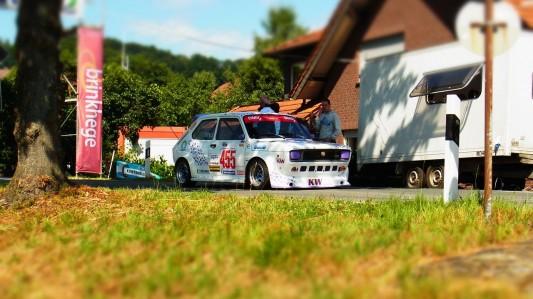 Fiat 127 Sturm Keepsake