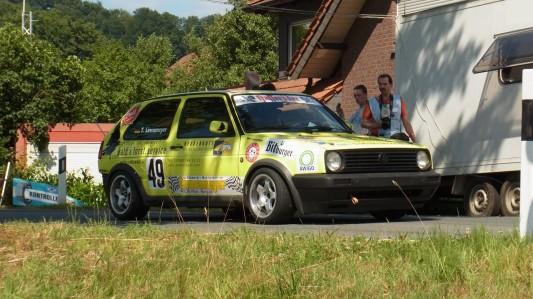 VW Golf II GTI 16V