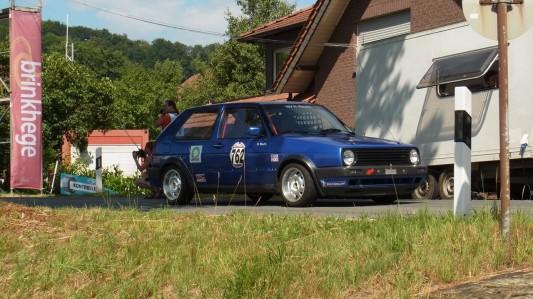 VW Golf II 16V