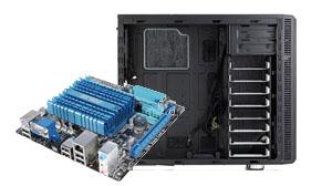 Medien-Netzwerk: Vorstellung der NAS Hardware