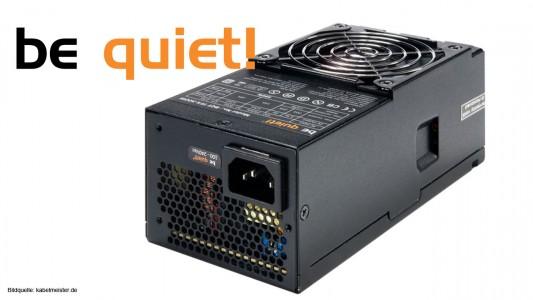 be quiet 300W TFX Netzteil